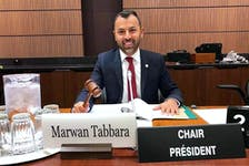 Marwan Tabbara as chair of the human rights subcommittee.