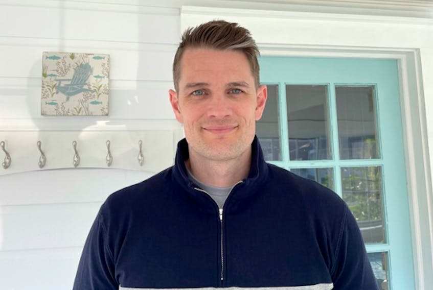 Three Oaks Senior High School graduate Brian Finniss is excited to officially begin his new role as director of athletics at Acadia University on Sept. 27. Finniss graduated from Acadia with a kinesiology degree and played basketball for the Axemen.