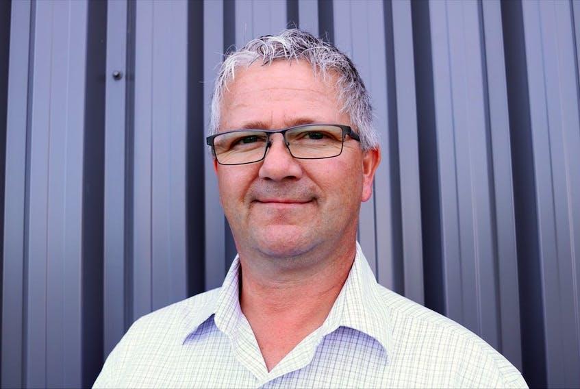 Darrin King, executive director of Trades NL.