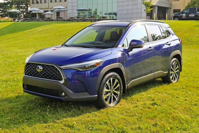 With the addition of the 2022 Corolla Cross, the Toyota Corolla could become even more popular than it already is. Graeme Fletcher/Postmedia News