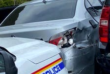 At what point does the goal of a high-speed pursuit outgun the good? RCMP Photo