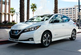 Nissan, which builds the popular Leaf electric vehicle, has joined efforts with Waseda University to create a new process designed to efficiently recover rare-earth compounds from magnets found in electric car motors. Handout/Nissan