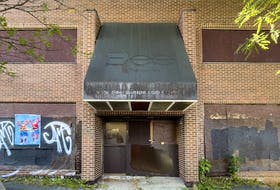 A demolition permit is being issued by city for the old West Coast Video building in Old Ottawa South.