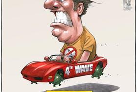 Bruce MacKinnon's cartoon for Sept. 15, 2021.