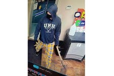 Police are asking for help identifying this man who attempted to rob the Wilson Gas Bar in New Glasgow.
