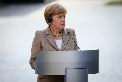 Federal Chancellor of Germany Angela Merkel.