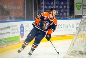 Tyler Benson is looking to stick in the big leagues after making a name for himself on the Edmonton Oilers farm club in Bakersfield, Calif.