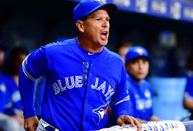 Manager Charlie Montoyo and the Blue Jays aren't having the kind of season they were expecting.