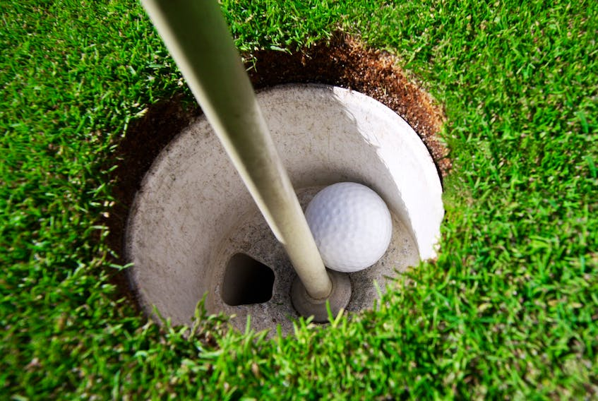 Ten hole-in-one shots were reported to the Cape Breton Post from Cape Breton golf courses during the month of August. Five aces were reported at Lingan Golf and Country Club in Sydney, while two were reported at both Alderdale Greens in Point Edward, and Cabot Cliffs in Inverness. One was hit at Dundee Resort and Golf Club in Dundee. STOCK IMAGE.