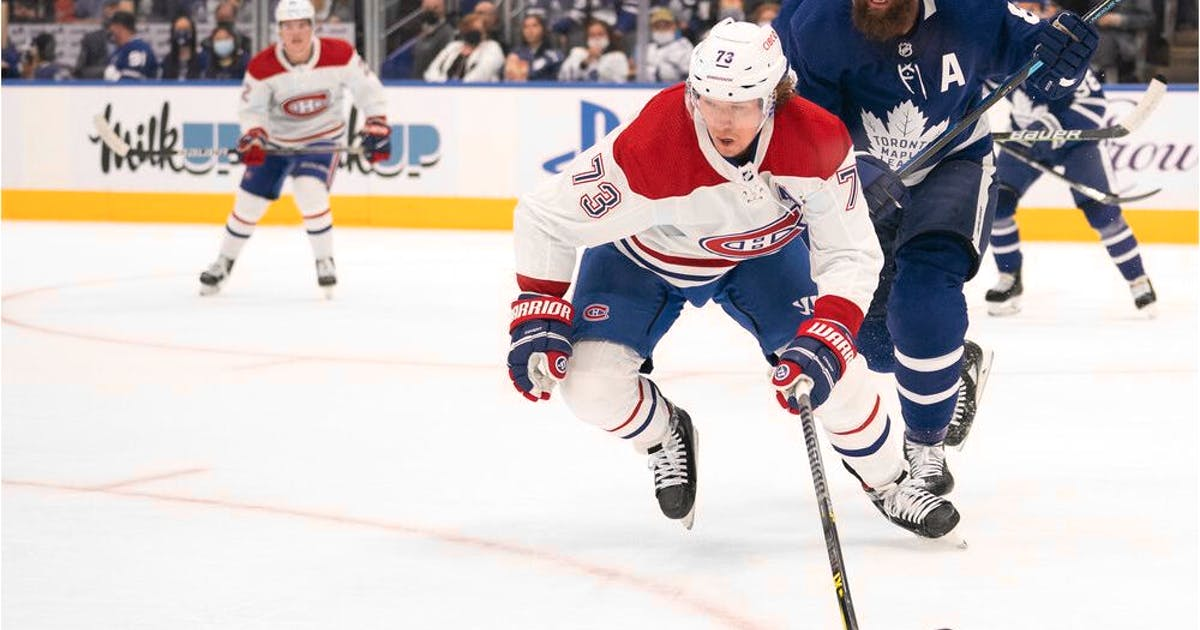 Canadiens' offence missing in action against Leafs in 4-1 loss | Saltwire
