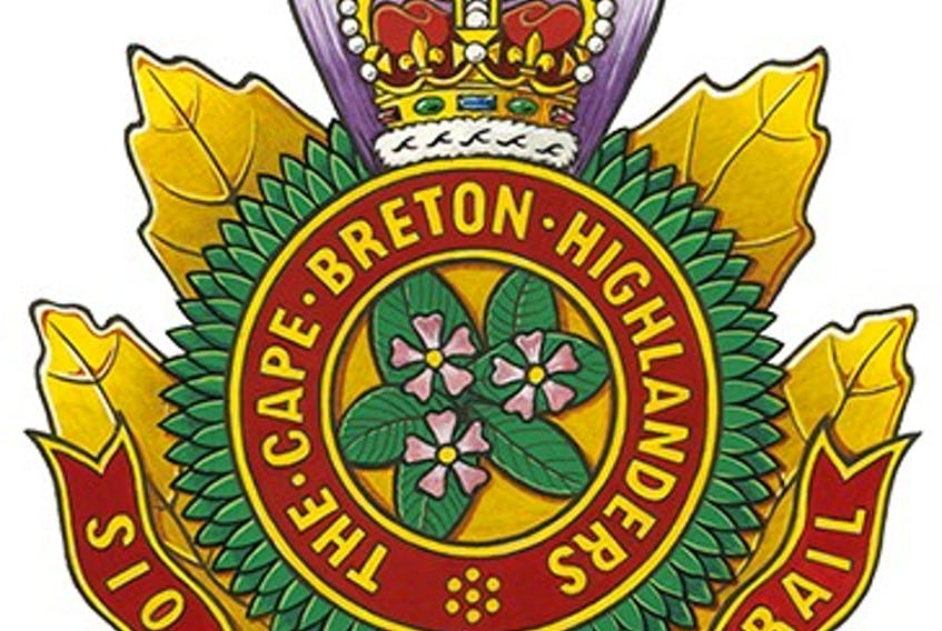 Four Cape Breton Highlanders, John William Clarke, Ian Duncan Curry Macintyre, Michael Louis Alteen and Joseph R. Burke, will be honoured with honourary doctorates from CBU during a convocation event celebrating the 150th anniversary of the regiment on Oct. 1.