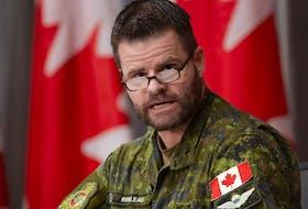 Lt.-Gen. Mike Rouleau