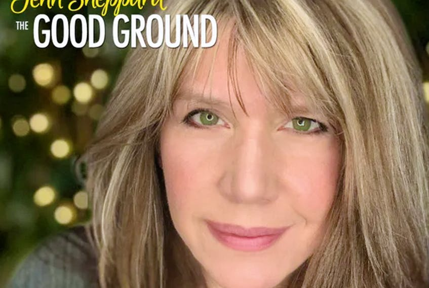 """""""The Good Ground"""" By Jenn Sheppard will be officially launched Wednesday at the Savoy.  CONTRIBUTED"""