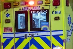 ambulance stk
