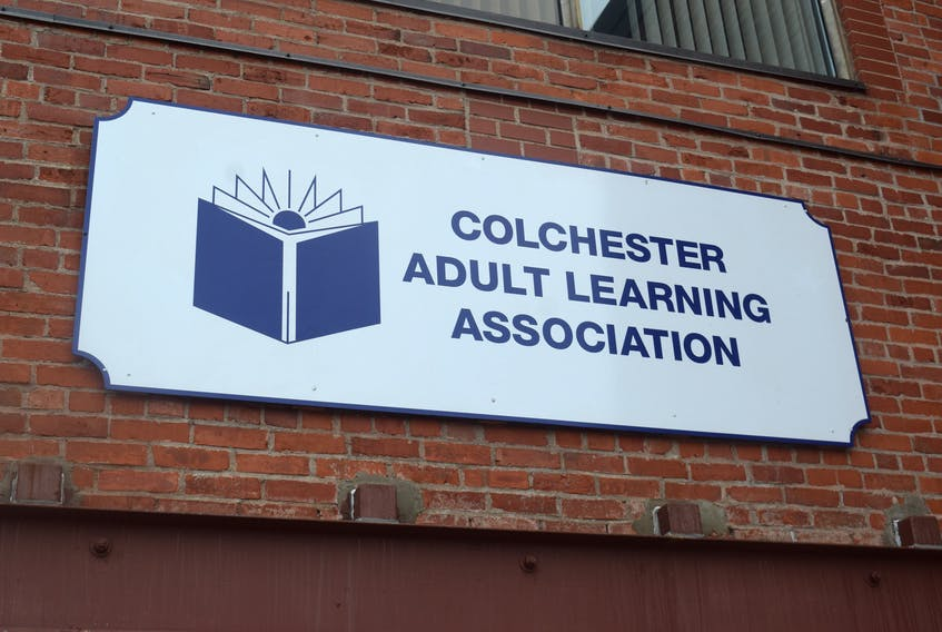 The Colchester Adult Learning Association is located at 966-B Prince Street in Truro.