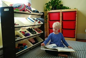 Drowning in your child's toys and clothes? You're not alone. Coming up with a storage solution that works for your family and is easy for the child to use by themselves is key to solving the problem.