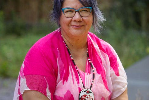 Assembly of First Nations chief RoseAnne Archibald