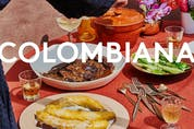Colombiana: A Rediscovery of Recipes and Rituals from the Soul of Colombia by Mariana Velásquez.