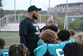 Auburn Drive Eagles head coach Dion Thomas-Hodges said this is the most-talented football team he has coached in his 10 years at the school. Contributed