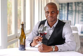 Joseph Dhafana is a sommelier from Zimbabwe and living in South Africa. He was featured in the film Blind Ambition about his unlikely journey to wine tasting greatness.