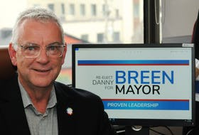 Municipal elections for cities and towns in Newfoundland and Labrador are set for Tuesday, Sept. 28. St. John's Mayor Danny Breen, however, won't be running. He was one of several N.L. mayors re-elected by acclamation.