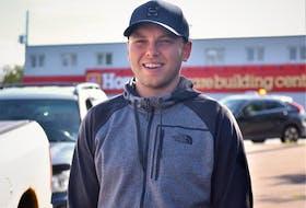 Veteran CFL placekicker Brett Lauther took advantage of Saskatchewan's bye-week to enjoy some summer days back home.