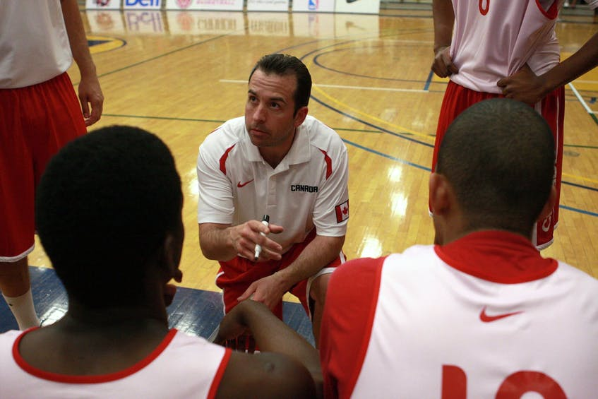Scott Morrison of Morell has gained international coaching experience with Canadian basketball teams over the years. Morrison has been appointed the head coach of the Perth Wildcats of the National Basketball League in Australia.  - Scott Morrison/Special to The Guardian