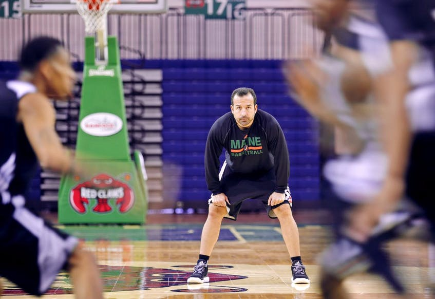 Scott Morrison of Morell was recently named the head coach of the Perth Wildcats of the National Basketball League in Australia.  - Scott Morrison/Special to The Guardian