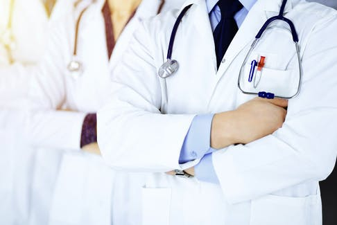 The doctor's association says Newfoundland and Labrador is losing ground when it comes to attracting doctors.