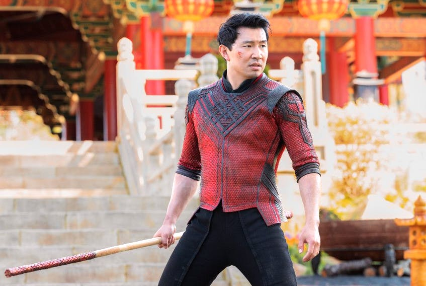 Simu Liu stars in Shang-Chi and the Legend of the Ten Rings.