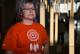 Orange Shirt day co-founder Phyllis Webstad pictured in 2016.