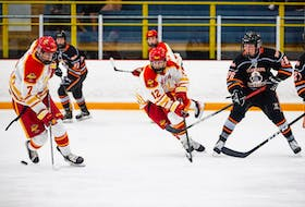 Jacob Fletcher is from Midland, Ont.,and after not playing for a year due to the COVID-19 pandemic, Jacob and his family moved to Nova Scotia. He's now playing for the Halifax Macs of the Nova Scotia U18 Major Hockey League, and his game hasn't missed a beat.