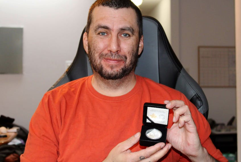 Jason Sikoak, an artist from Rigolet, Labrador, has his design of Nuliajuk featured as the first coin in the Royal Canadian Mint's Generations series, which the mint says 'celebrates the art of gifting knowledge through the stories of the First Peoples of Canada.'