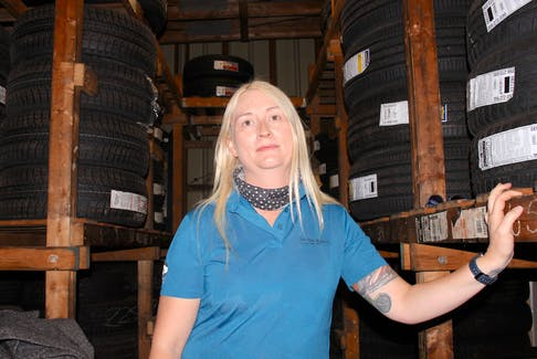 As manager of City Tire and Auto on Kenmount Road, Kelly Denine keeps a keen eye on the supply and demand of winter tires. While a shortage of winter tires is not a guarantee this year, there is a strong possibility people will end up spending more, or getting lower quality tires than they want, because of a global rubber shortage which has been exacerbated COVID-19 pandemic.