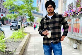 A photo of Truro homicide victim Prabhjot Singh Katri, from the GoFundMe page set up to help pay for his body to be returned to his parents in India for burial.