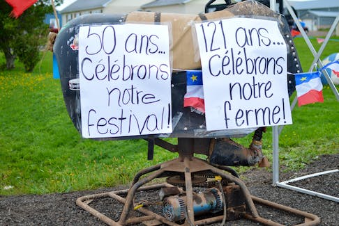 The Acadian Festival in Abram-Village marked its 50th celebration from Friday, Sept. 3 to Sunday, Sept. 5.