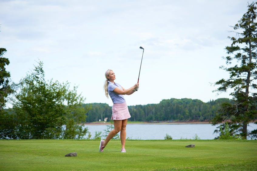 Mark McLane says male and female golfers have all been out in record numbers this season, making it the busiest golfing season ever on Prince Edward Island. - Photo Contributed.