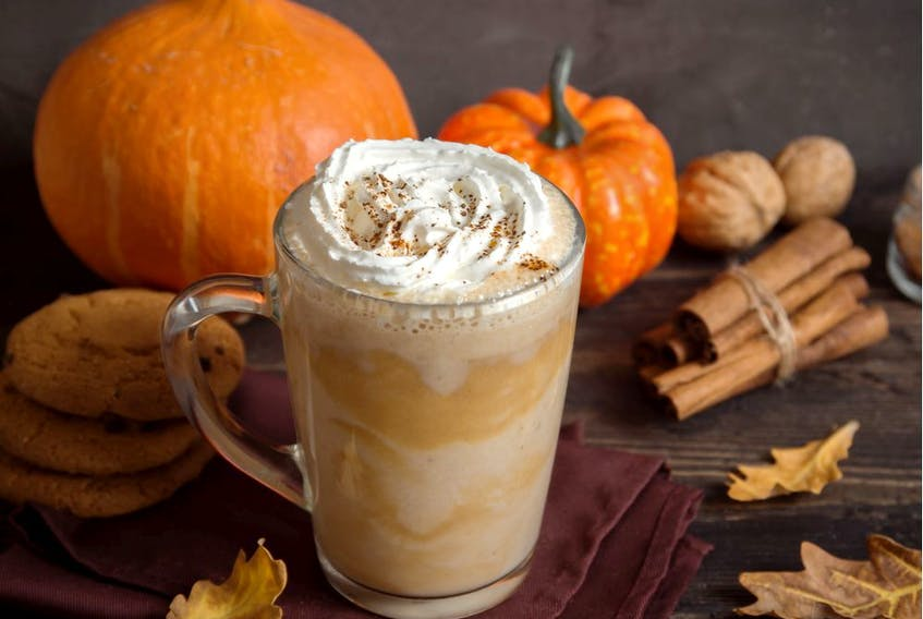Pumpkin spice and pets don't mix.