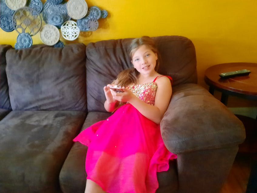 Emma Lemieux, 10, of Quebec City. Emma was noted as a wonderful musician, able to pick up any instrument and play it. - CONTRIBUTED