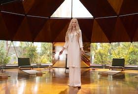 Nicole Kidman as Tranquillum director Masha in Nine Perfect Strangers, now available on Amazon Prime Video.  - Amazon