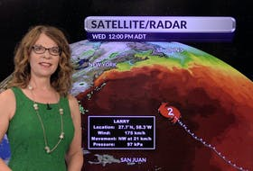 Larry forecast: Hurricane Larry is not travelling alone