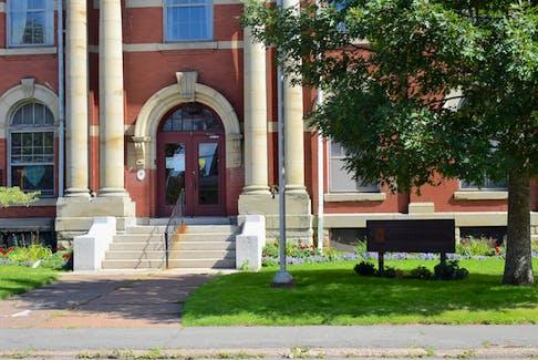 Nova Scotia Supreme Court building in Truro.