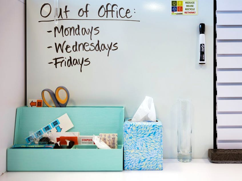 According to a recent report from Reuters news agency,  employers are more open to employees working from home part of the week after seeing productivity gains during the pandemic.  - Reuters photo