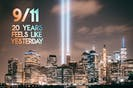 2021 marks the 20th anniversary of the Sept. 11, 2001 terrorist attacks on the United States.