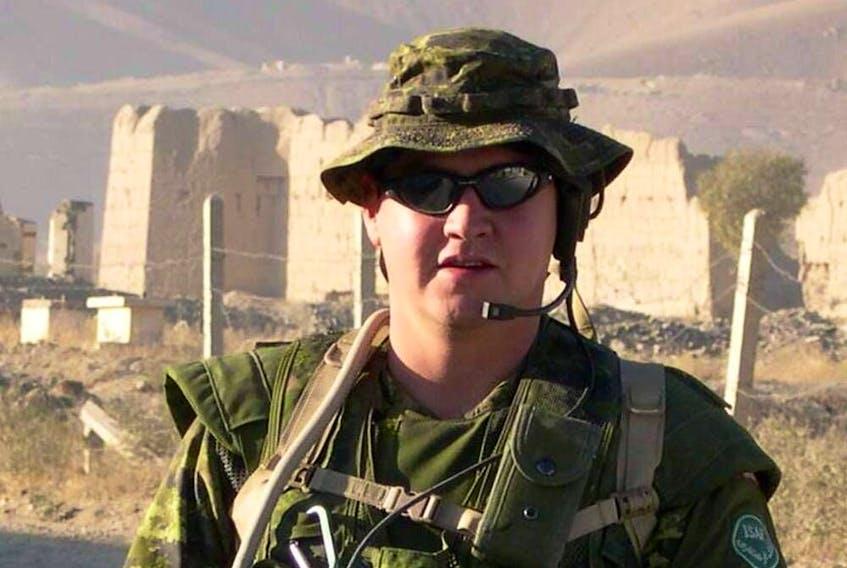 Cpl. Jamie Brendan Murphy, killed in Afghanistan in January 2004.