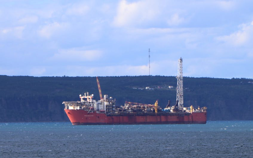 A deal has been reached to extend the life of the Terra Nova FPSO by 10 years.  - Contributed