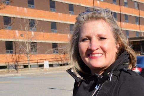 Kippens Mayor Debbie Brake-Patten.