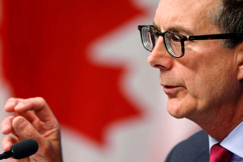 Bank of Canada Governor Tiff Macklem used a speech today to chart an end to the Bank of Canada's first use of quantitative easing.