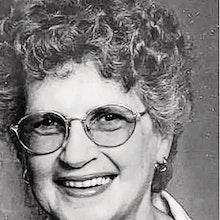 """Evelyn Mae """"Nana"""" Palmer (Hirtle)"""