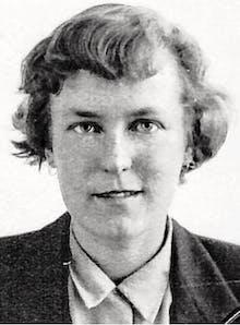 Ursula Mary Thomas (Grigg)